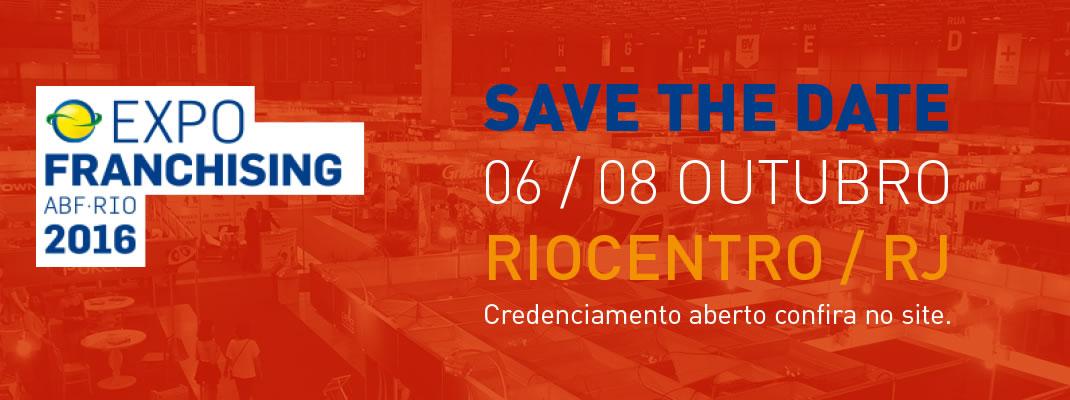 Expo Franchising ABF RIo 2016