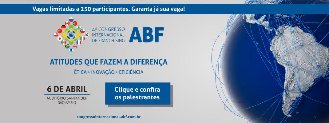 Congresso Internacional ABF 2017