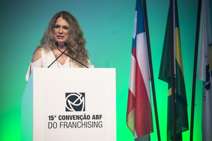 Cristina Franco - 15ª Convenção ABF