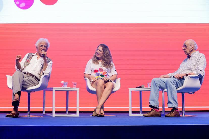 Ziraldo e Zuenir Ventura encerram 15ª Convenção ABF