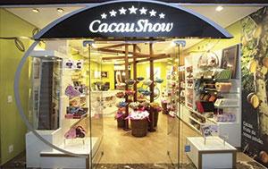 Cacau Show - Revista Franquia & Negócios