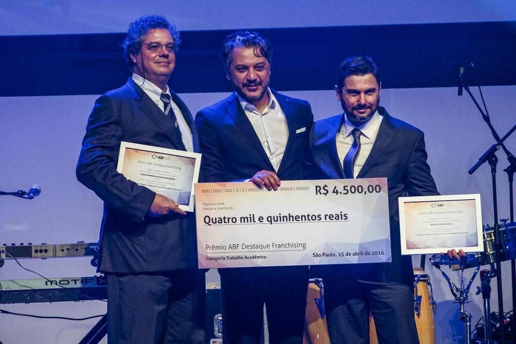Prêmio ABF Destaque Franchising 2016