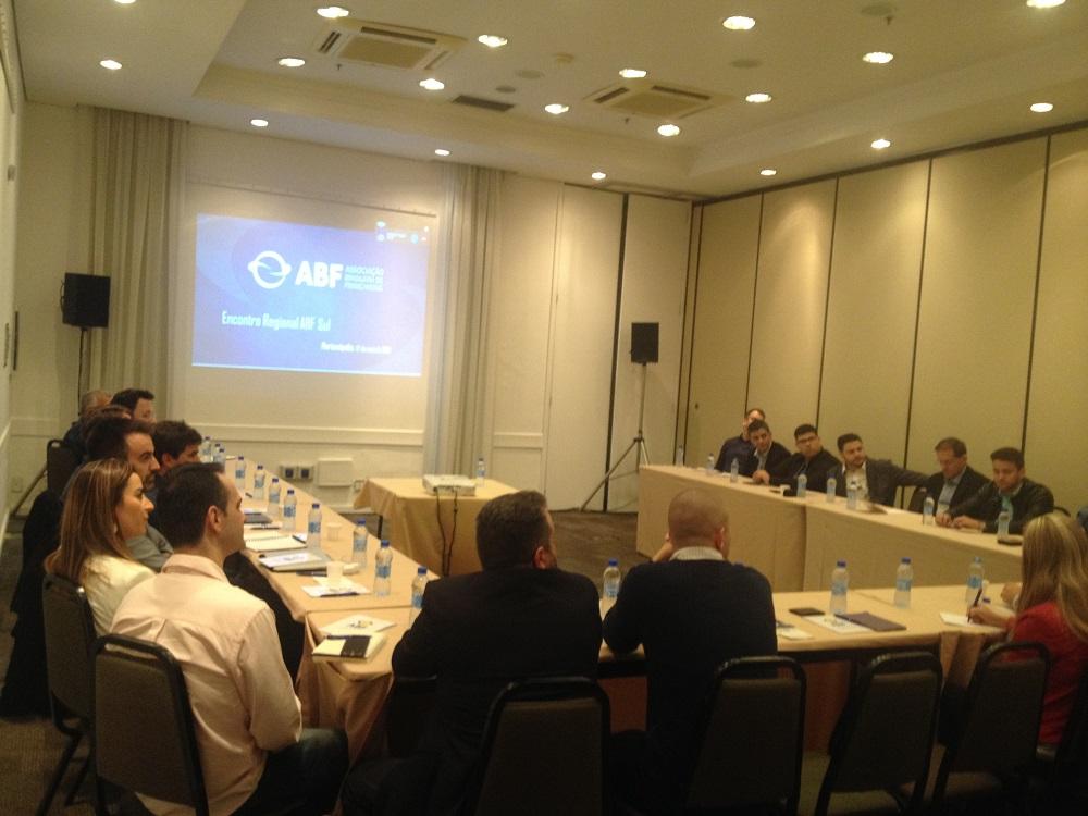 ABF Regional Sul reúne associados e aborda dados positivos em 2016