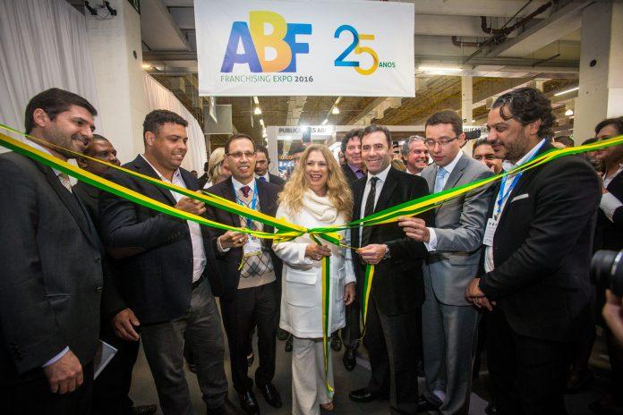 Começa a 25ª ABF Franchising Expo