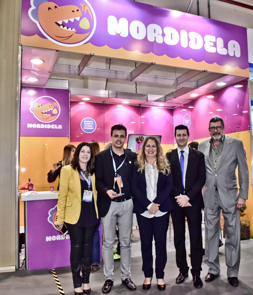 Redes recebem o Prêmio ABF Estande Sustentável 2016