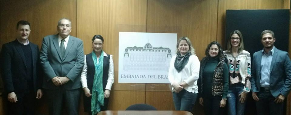ABF e Apex-Brasil levam marcas brasileiras à Argentina Franquicias 2016
