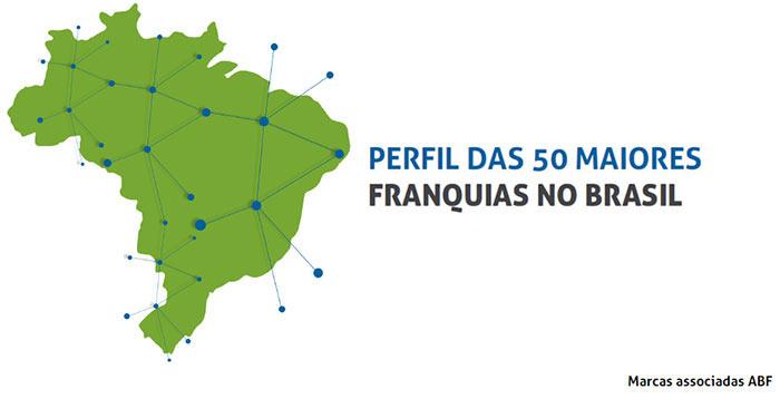 Estudo da ABF revela o perfil das 50 Maiores Marcas de Franquias no Brasil