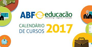 Calendário de Cursos ABF Educação