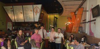 Delegação ABF faz visita técnica ao Giraffas e Burger King em Miami