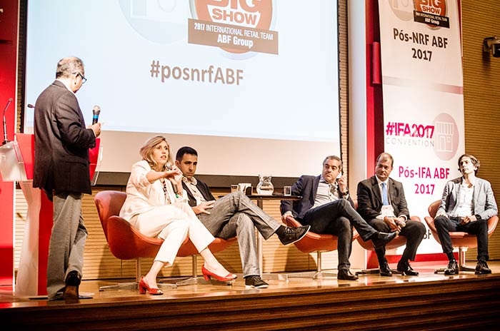 ós NRF e Pós IFA 2017 Regiane Relva