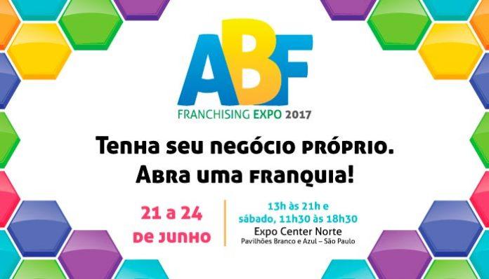 Adquirir uma franquia no ABF Franchising Expo