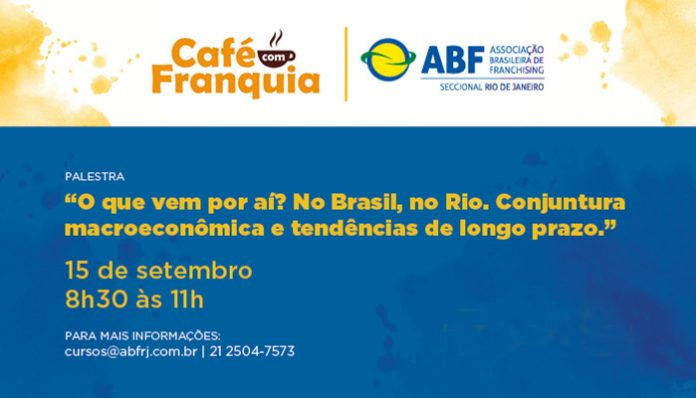 Café com Franquia com Flávia Oliveira
