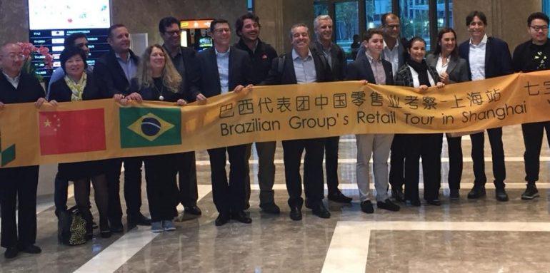 ABF participa de missão à China com foco no e-commerce