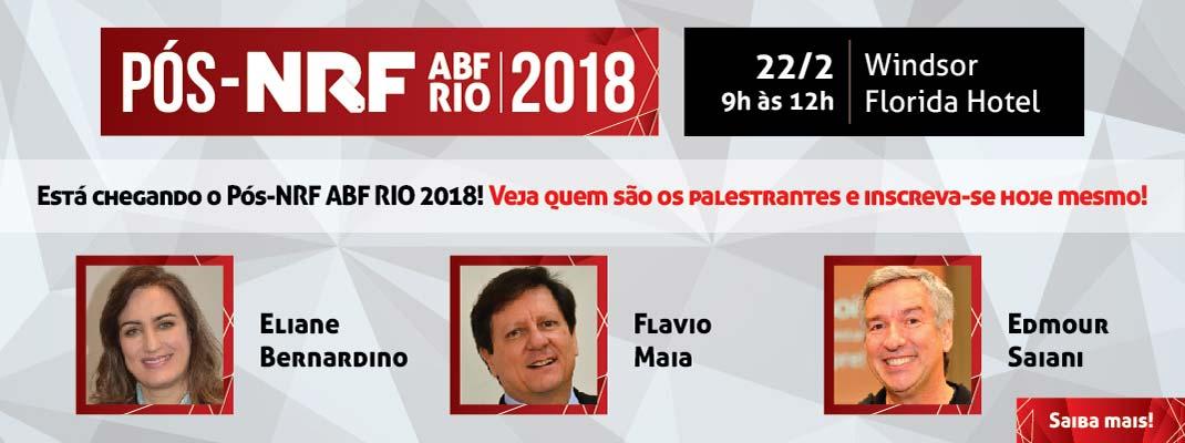 Pós NRF ABF Rio 2018