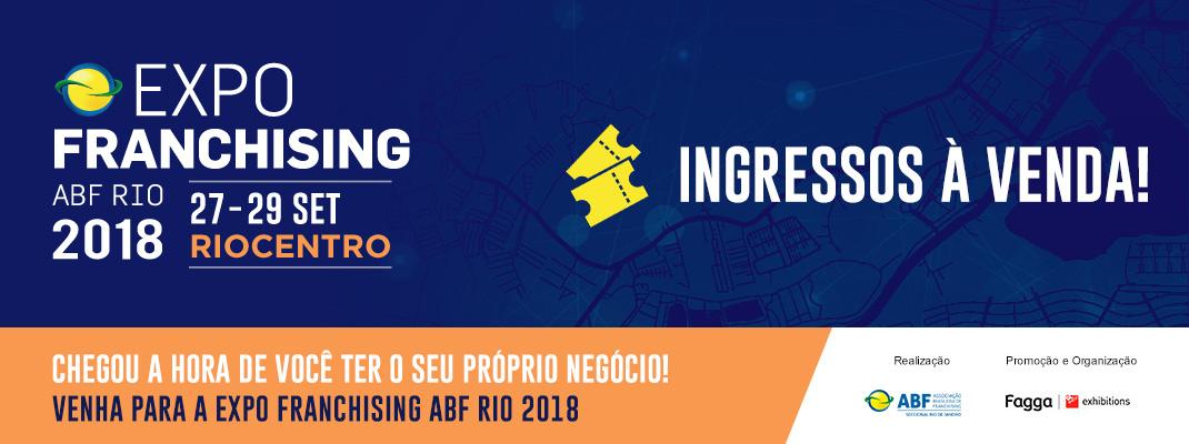 ABF Franchising Expo ABF Rio 2018