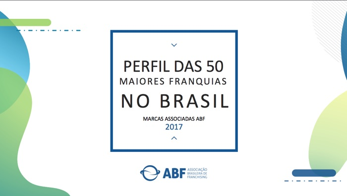 50 maiores franquias do Brasil