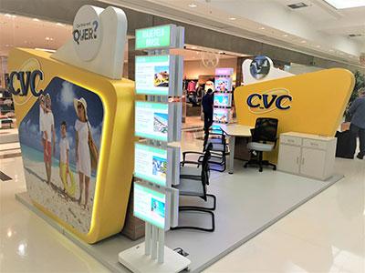 CVC em expansão