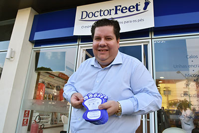 Doctor Feet comemora 20 anos
