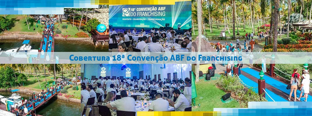 18ª Convenção ABF do Franchising