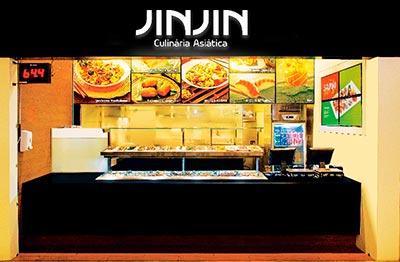 Franquia Jin Jin