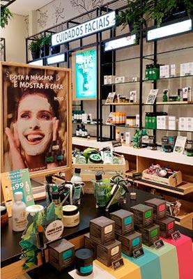 Franquia The Body Shop