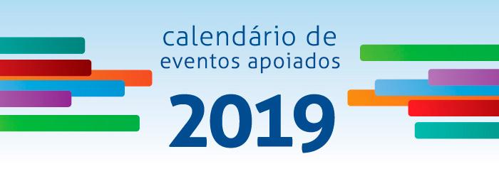 Calendário de Eventos Apoiados