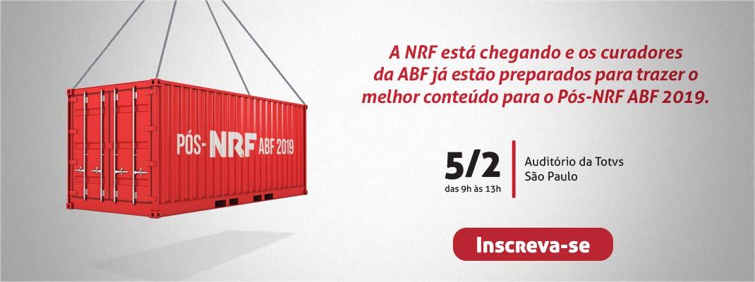 Pós NRF ABF 2019