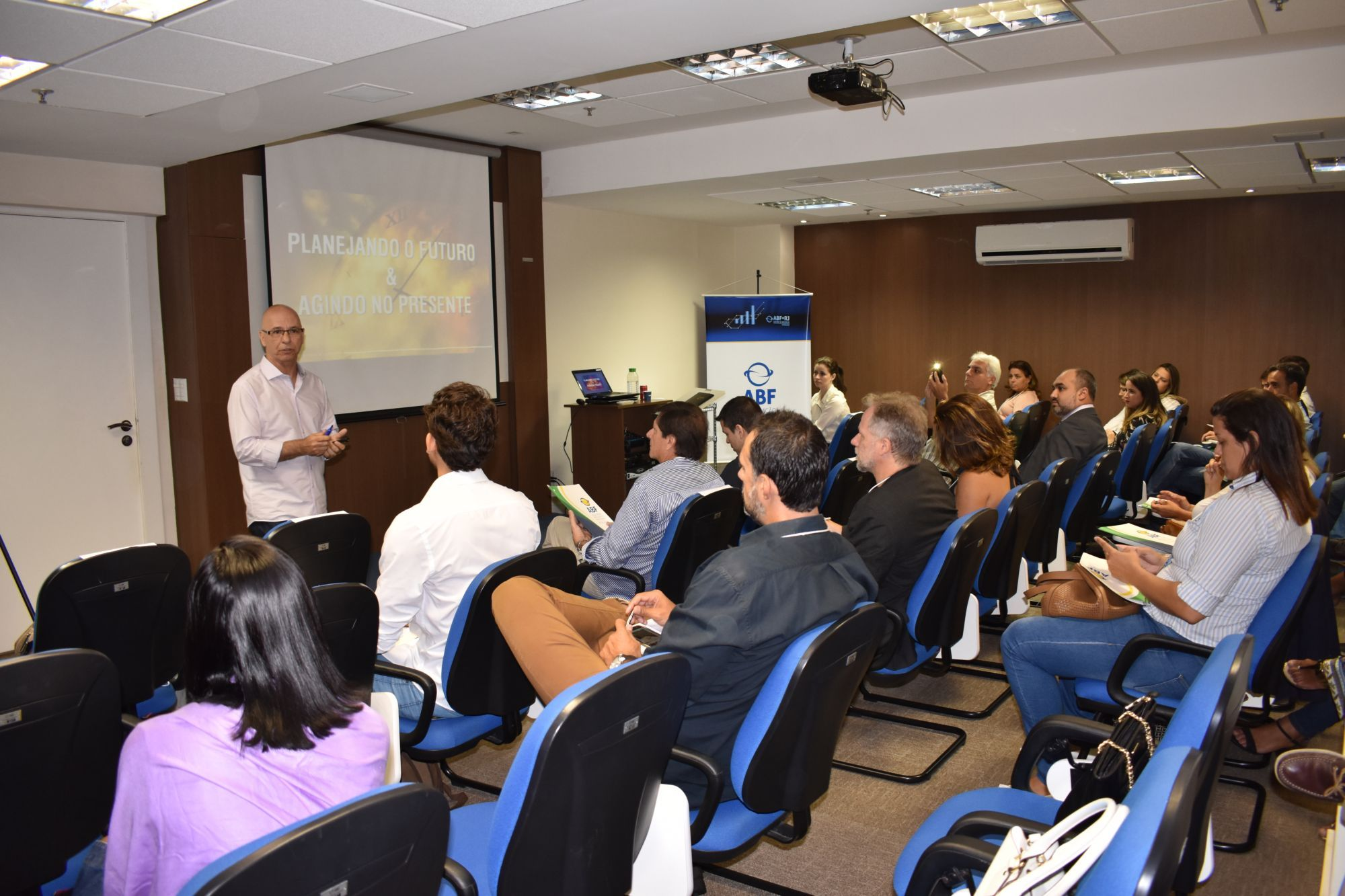 Planejamento e metas foram destaques em workshop da ABF Rio