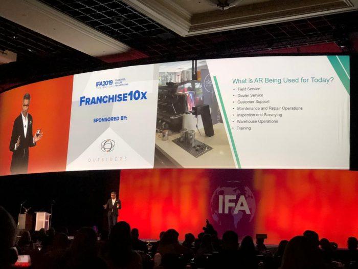 Convenção da IFA debate uso de RA, gamificação, robótica e IA nas franquias