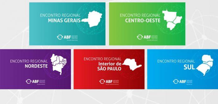 Encontros de associados movimentam Regionais da ABF pelo Brasil