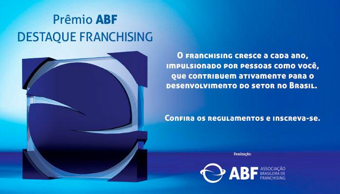 Prêmio ABF Destaque Franchising 2019