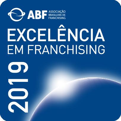 ABF anuncia marcas chanceladas com o Selo de Excelência em Franchising 2019