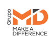 logo MD make a difference