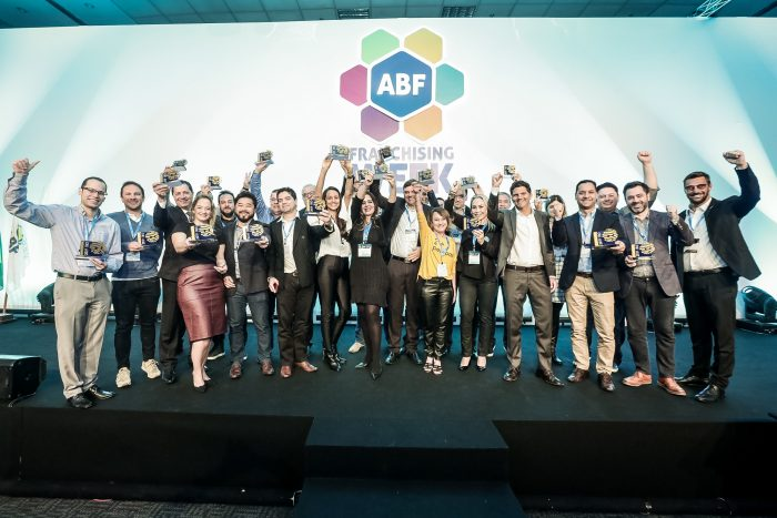 ABF anuncia marcas premiadas com Certificado de Franquia Internacional