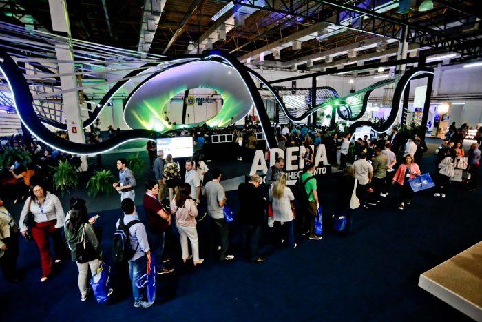 Espaços temáticos da ABF Expo valorizam experiência e conhecimento dos visitantes