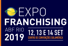 Expo Franchising ABF Rio 2019 inicia a venda de ingressos on line
