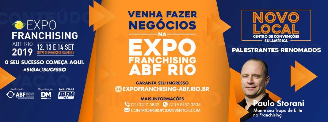 Expo Franchising ABF Rio 2019