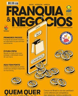 Cashback revista franquia negocios ed86