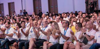 Participantes Convenção