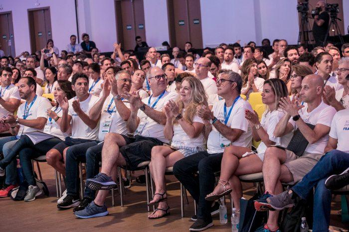 Participantes comemoram experiência e resultados da 19ª Convenção ABF
