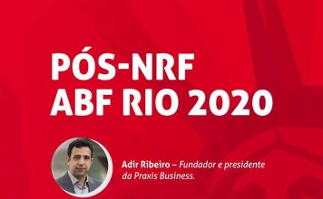 Evento sobre as novidades da NRF 2020