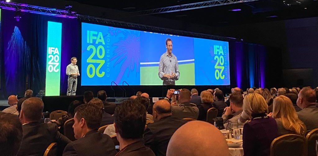 Após visitas técnicas, grupo da ABF inicia atividades na IFA