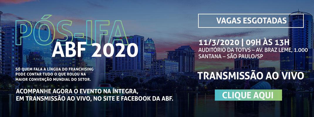 Pós-IFA 2020 Transmissão ao vivo
