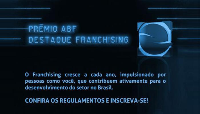 Pr~emio ABF Destaque Franchising