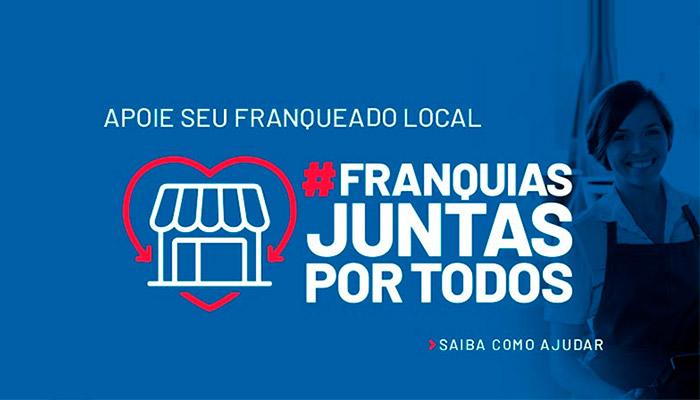 ABF e redes de franquia lançam campanha online em apoio à continuidade dos negócios dos franqueados
