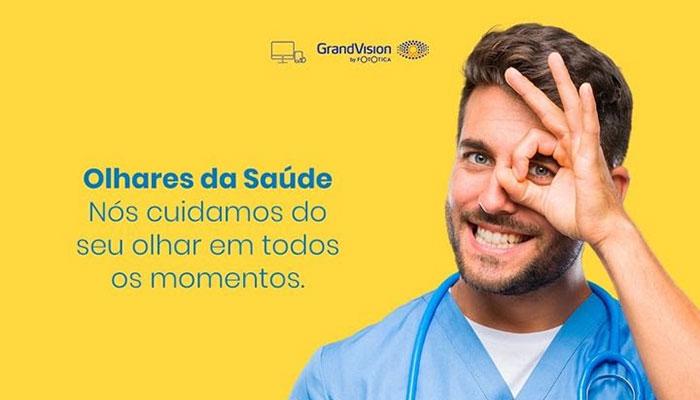 iniciativa olhares da saúde