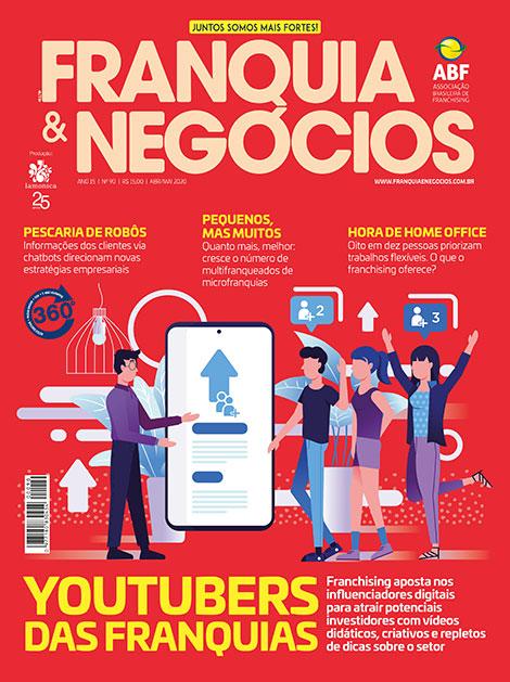 influência dos youtubers