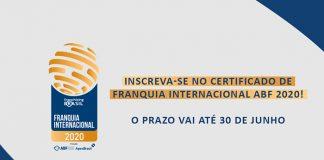 Franquia Internacional ABF 2020