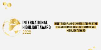 International Highlight Award Franchising Brasil