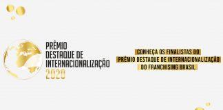 Finalistas Prêmio Destaque de Internacionalização